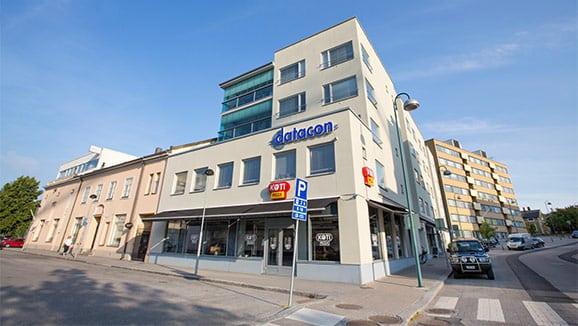 Datacon kontorsbyggnad